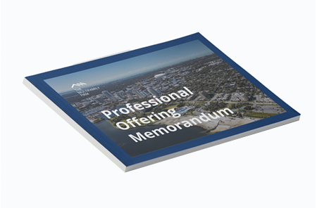 Professional  Offering  Memorandum