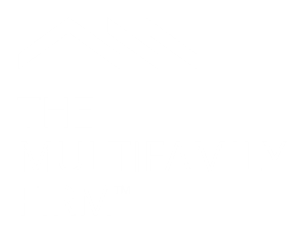 Multifamily Firm Logo_White SMALL_ Multifamily Real Estate Florida